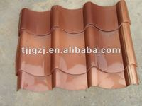 corrugated copper roofing sheet
