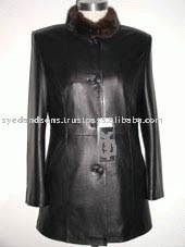 Ladies' Leather Coats