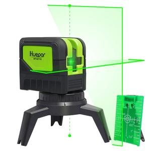 Laser level Green Beam Self Leveling 9211G 180-Degree Vertical Line and Horizontal Line levelsure with Plumb Dots, Multi-Use