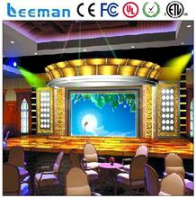 cricket live scores led display screen 2015 Leeman P2 SMD led video wall module china manufactory