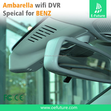 Full HD 1296P Ambarella A7LA50 GPS Dash Cam The clear recorder Video For Car
