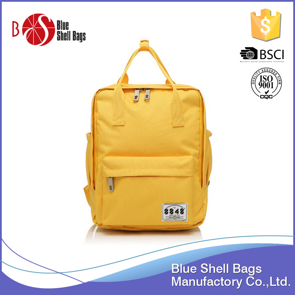 Polyester school bags of latest designs