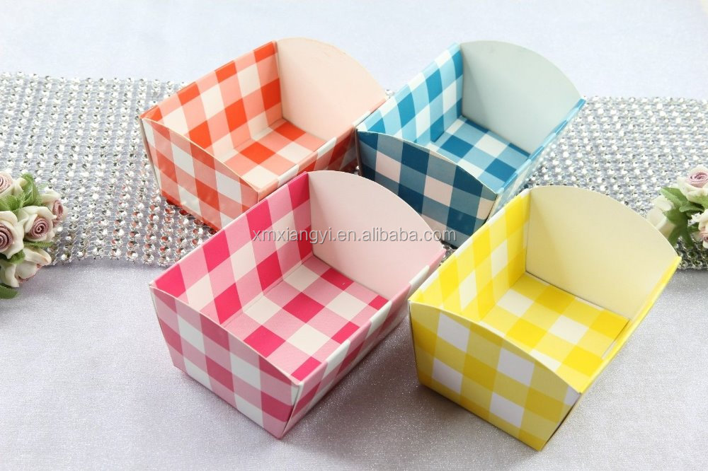 paper cookie trays holders, cello bag base