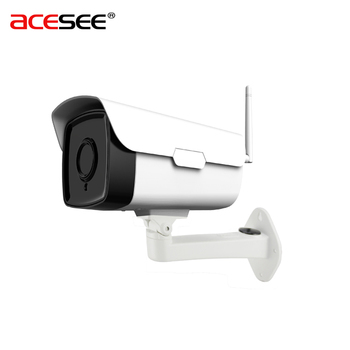 Acesee 4MP 300m wireless security camera with micro SD Card Slot long Night Vision