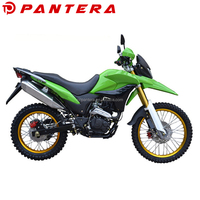Chinese EEC Approved Durable 125cc Dirt Bike
