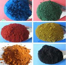 iron oxide red ceramic pigment fe2o3 for brick and paving