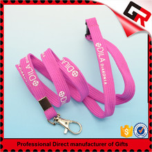 pretty and colorful plastic safety breakaway lanyard buckle