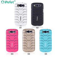 Hot Selling Premium Slim Shockproof Plastic Back Case Cover For Samsung Galaxy S3