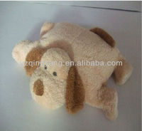 plush dog animal shape pillow toys