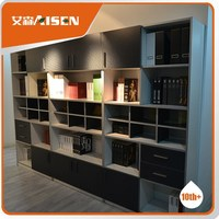 With 9 years experience book shelf
