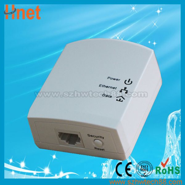 2013 Newest PLC Homeplug plc network home plug for IP Camera/ IPTV/VoIP/Video surveillance