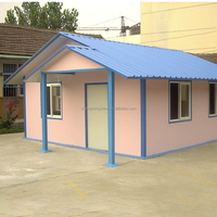 Enviromental Friendly H Beam Steel Structure House
