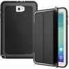 Slim Folding Smart Cover Auto Wake / Sleep PU Leather Case For Samsung Galaxy Tab A 10.1