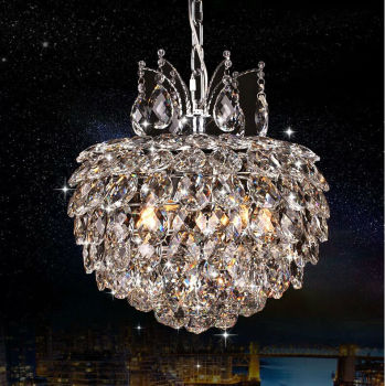 new modern luxury k9 crystal chandelier