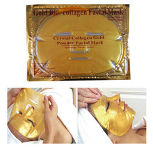 new products beauty and personal care product collagen 24k gold facial mask