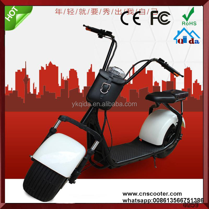 2016 new peoducts hot sell 800W electric motorcycle, electric scooter