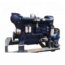 CE certificate china 500hp weichai WP12 for fishing boat ship marine diesel machinery engines price