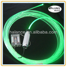 3w RGB led fiber optics mini engine kits for decoration light
