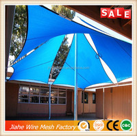 high quality royal carport shade nets in garages,carport shades sails and nettings, 100%new HDPE carport shade canopies