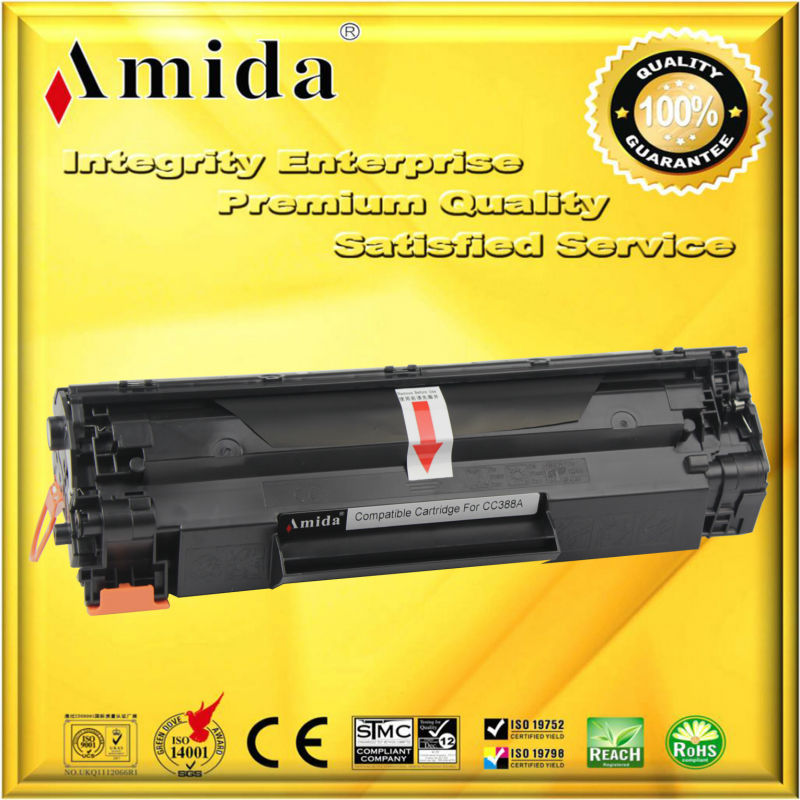 CC388A ink cartridge tester