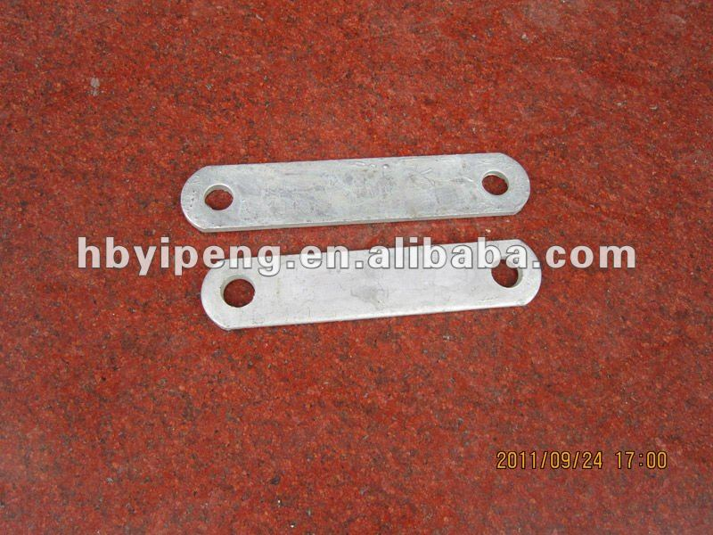 Parallel plate / Link fitting/pole line hardware