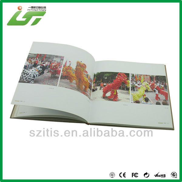 High quality textile printing book wholesale in China