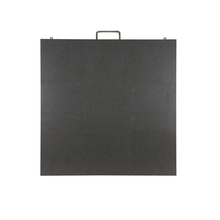High resolution Indoor P3 led display screen die casting aluminum cabinet for rental 576*576mm