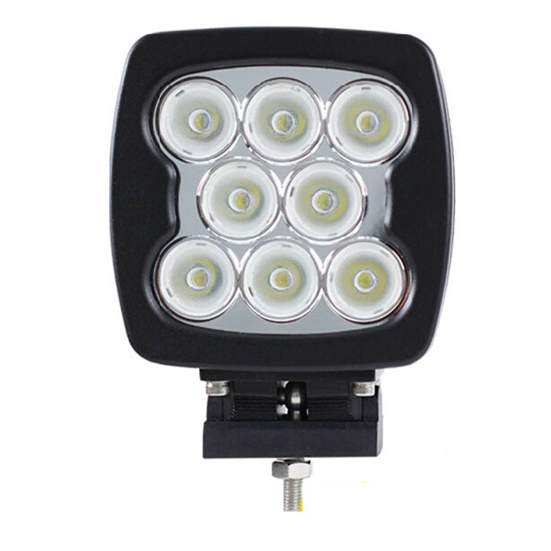 New 80W 4WD 4x4 off road 9-32V DC LED work light