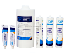 High-temp Electronic Red Paste Silicone sealing Glue RTV Neutral automotive bonding adhesive Sealant