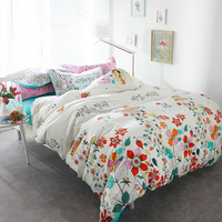 Fresh twin bed comforters/queen bed comforters/king bed comforters wholesale, China home textile factory