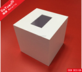 White Acrylic Tissue Box Wholesale