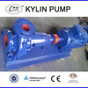 ISO Standard Agriculture Irrigation Water Pump