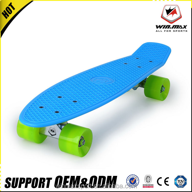 Competitive Hot Product wholesale various colors surf long skateboard