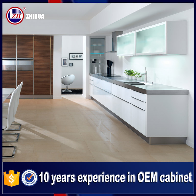 China wholesale kitchen cabinet guangdong for apartment for Cheap kitchen cabinets from china