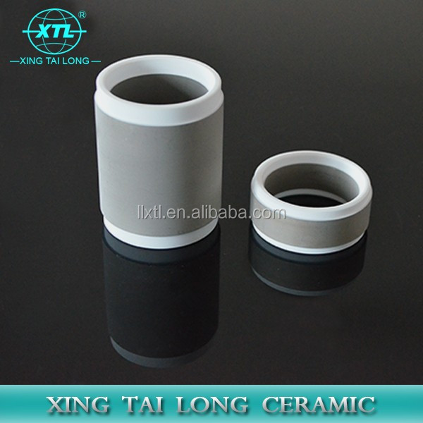 Alumina ceramic tube,Glazed/ Mo/Mn/Metallized Ceramic Tubes with good quality