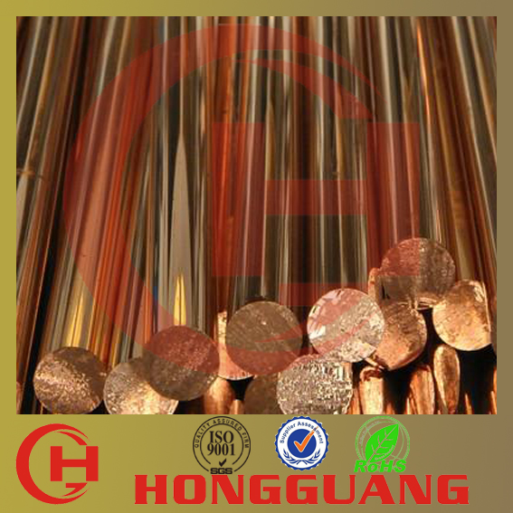 Best service high elasticity c51100 phosphor bronze alloys rod