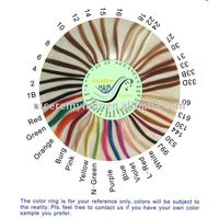 color ring color chart for human hair extension niceremyhair 38 colors best quality