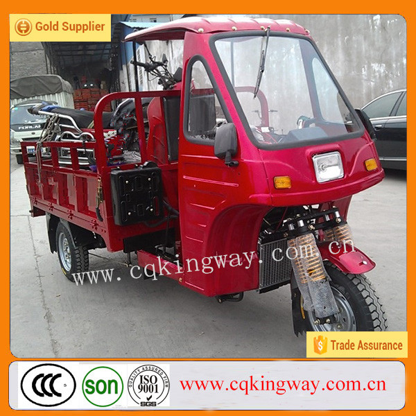 Top sale New Mode Tricycle 200cc Cargo Motorcycle Tricycle/ Enclosed Three Wheel Motorcycle For Cargo