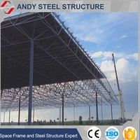 New Model Fast Prefabricated Steel Structure