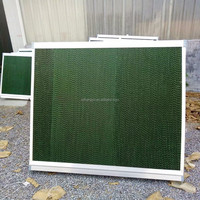 HY Series wet wall cooling pad of evaporative system