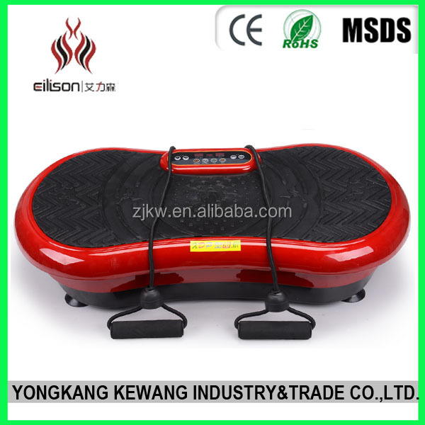 power fitness equipment vibration plate machine vibrating plate