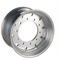 Bus and trailer wheels