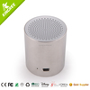 High quality metal bucket shaped bluetooth speaker from china factory