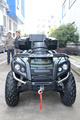 quad EEC ATV with 300cc water cooled shaft transmission,4X4