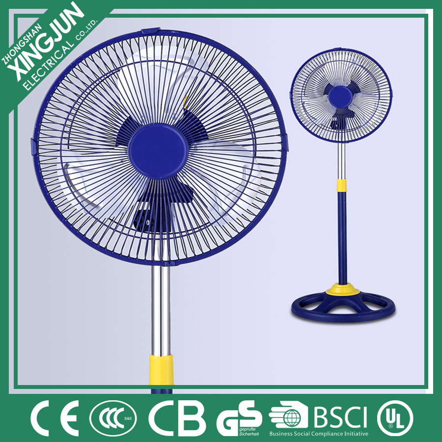 Electric rechargeable table ventilators for Household with Strong Base