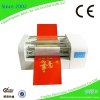 New condition printer thermal foil stamping