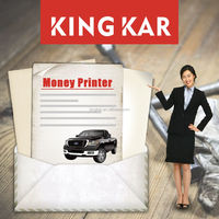 Kingkar send an special email to battery car