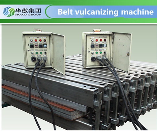 conveyor belt vulcanising press machine Huao Brand!