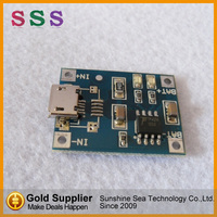 (Hot Offer)5V 1A Lithium Battery Charging Board USB Micro USB charger board