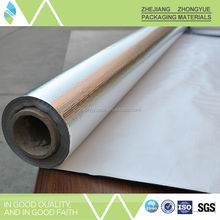 heat resistant insulation aluminum foil fabric building materials